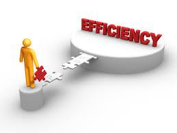 Forex market efficiency