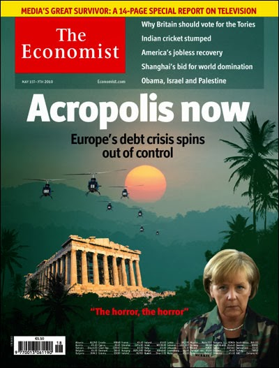 Economist Greece 1