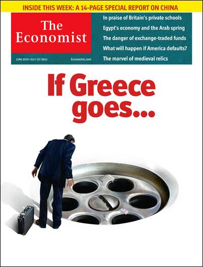 Economist Greece 2